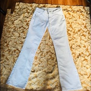 OLD NAVY bright white petite women jeans